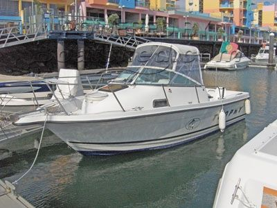 Bayliner 2152 Trophy