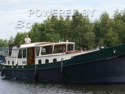 Steel Motor Cruiser 60 Aft Cabin Steel Motor Boat