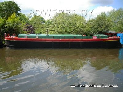 Humber Barge 60ft