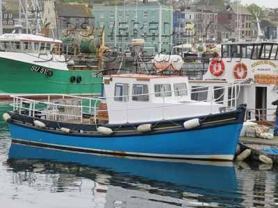 Fishing Boat 36