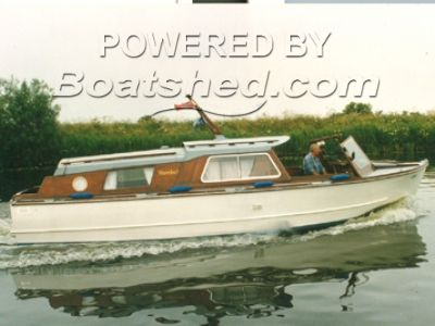 Anglia Class Broads Cruiser