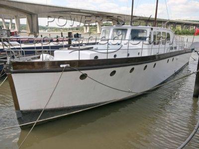 Wooden  Motor Vessel 65'
