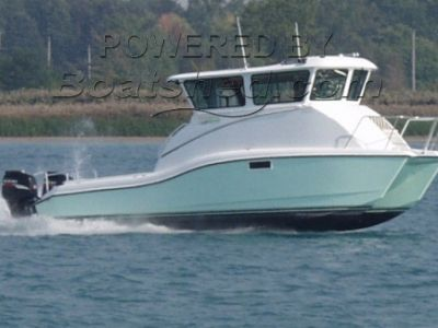 Ocean Express 34' Pilot House Sport Fisherman