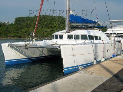 Jeanneau Lagoon 410 Catamaran