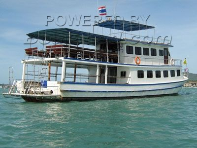 Wooden  Dive Boat 23m
