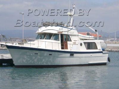 Hatteras 53 Long Range Cruiser