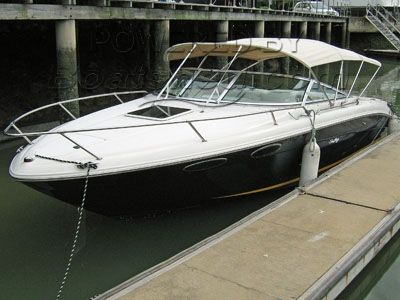 Sea Ray 230 Overnighter