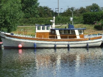 Wooden  Pilot Vessel 56'