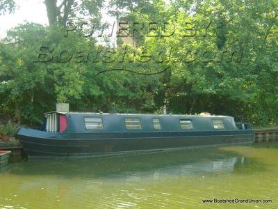 Narrowboat 48ft