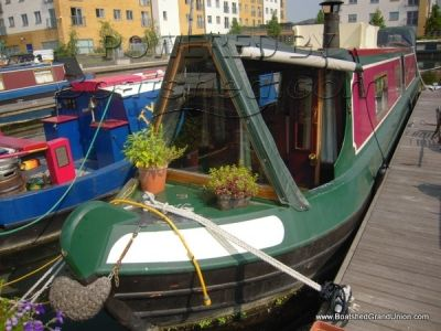 Narrowboat 50ft