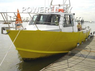 Bruce Roberts 35 Fishing Boat