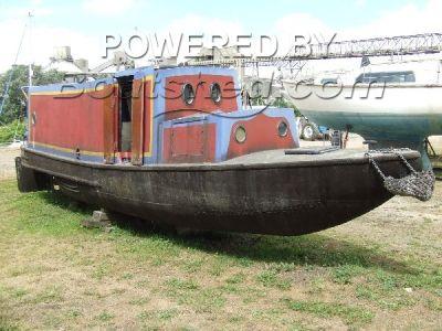 Narrowboat 29ft Ex Ice Breaker