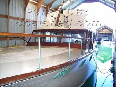 Stephens 38 Flybridge Sedan