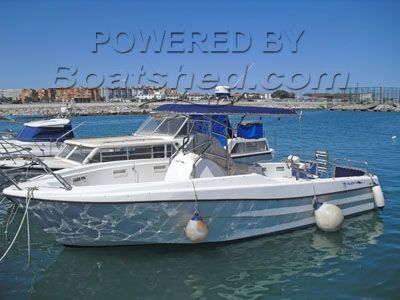 Quer Boats Spain ProFish 33