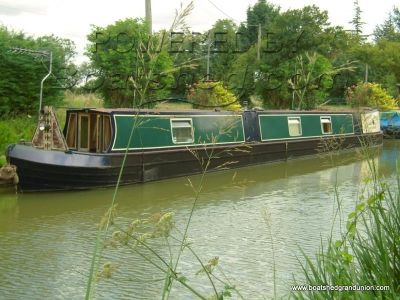 Colecraft Narrowboat 70ft