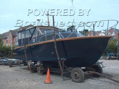 Wooden  Motor Cruiser 32