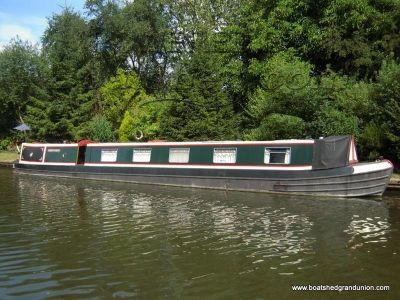 Narrowboat 60ft