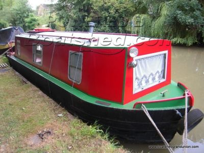 Narrowboat 26ft Weekend Cruiser