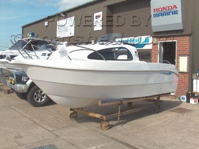 490 Cabin Motor Boat