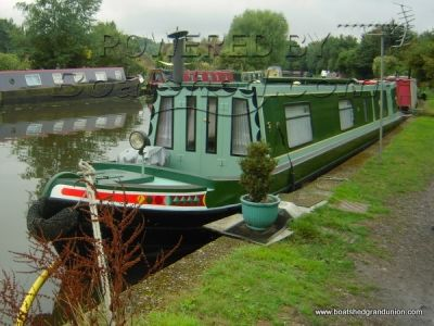 Narrowboat 55ft