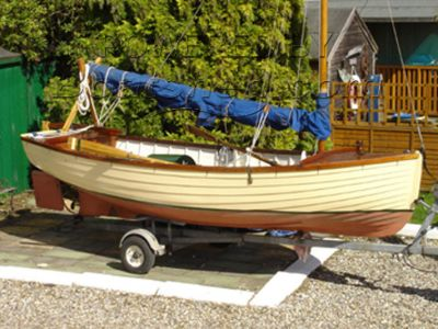 Salcombe Bay Bass Boat
