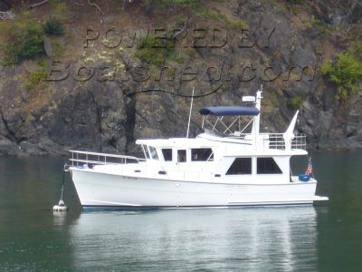 Mariner 37 Seville Pilothouse Trawler