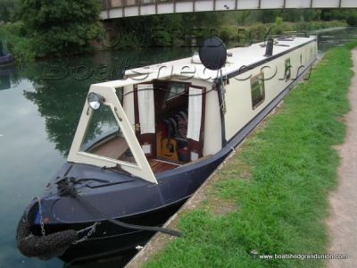 Narrowboat 57ft Trad Stern Live-aboard