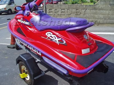 Sea Doo GSX Limited