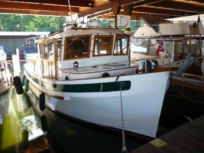 Sundowner Tug 36'