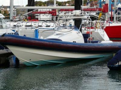 Cougar R10 cabin rib