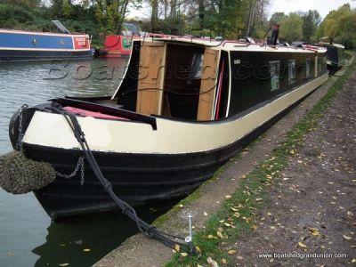 Narrowboat 57ft Live-aboard