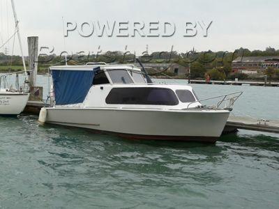 GRP Dayboat