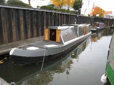 Narrowboat 43ft