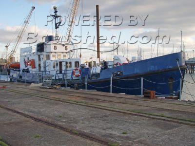 Steel Fleet Tender