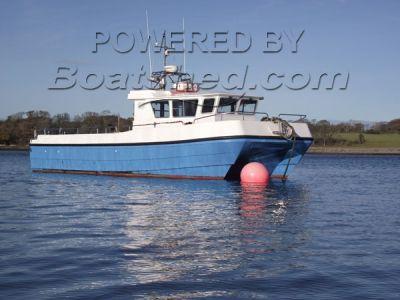 South Boats Catamaran 11m Island Wheelhouse