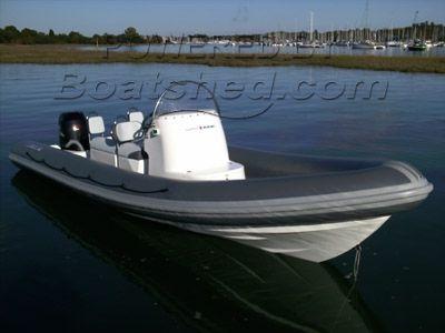 Coastline 7m Outboard