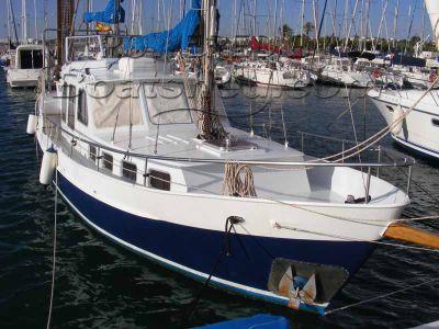 Ouwens Pilot House Motor sailor