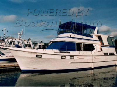 Ponderosa 42 Sundeck Motor Yacht