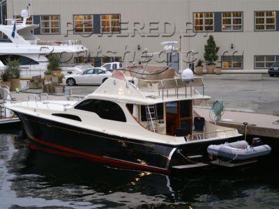 Midnight Lace  52 Luxury Custom Sports Yacht