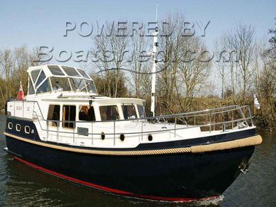 Stevens 1200 Vlet  Dutch Steel Motor Cruiser