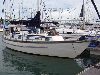 Creala 36 Heavy Displacment cruising Yacht