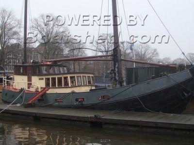 Dutch Trawler Noordzeebotter