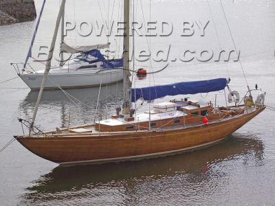 McGruer 41 International 8 meter Classic cruiser racer