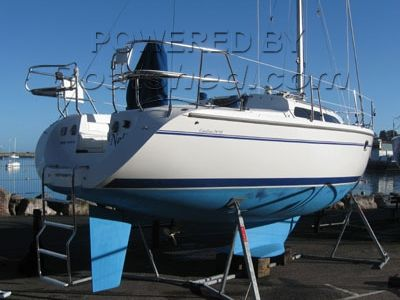 Catalina 28 Mk2 Commissioned  2006