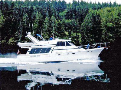 Bayliner 4518 Motoryacht (Twin Diesels)