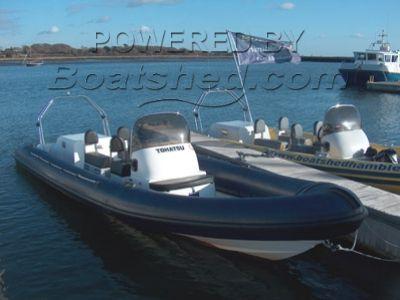 Tohatsu 7.5m Offshore Diesel