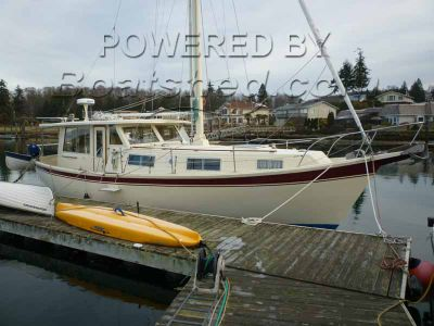 Schucker 430 Pilothouse Motorsailer