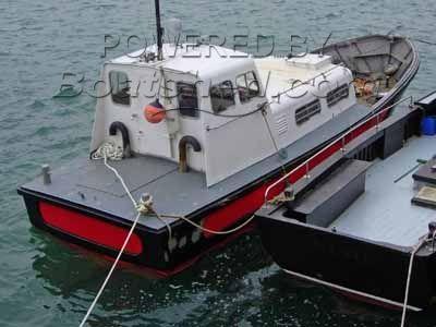 Fairy Marine Work Boat