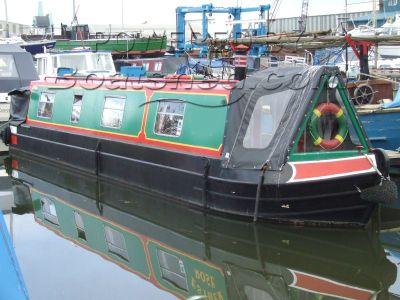 Narrowboat 42ft