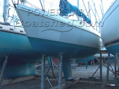 Hunter 27 00D Wing keel